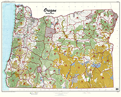 Oregon Statewide Unit Map